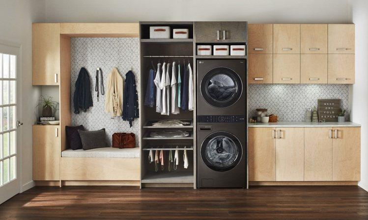 LG WashTower結合洗衣、乾衣及LG最新技術和智慧功能於一機, 提供完整...