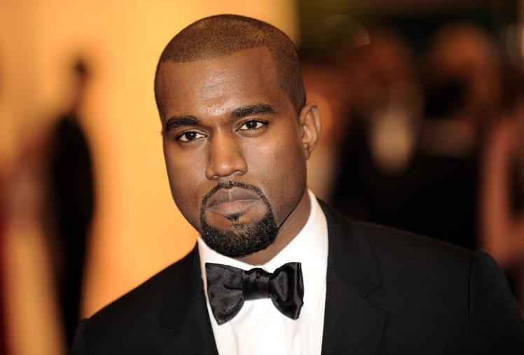 肯伊威斯特榮登「富比世」男性名人年收入冠軍,自豪比美國總統還富有。圖/歐新社資料...