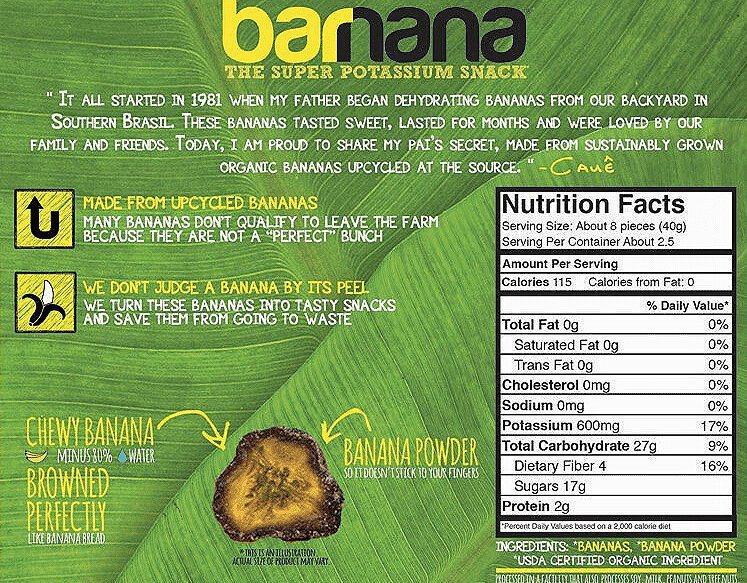 用心說明「我們不用外表判斷」香蕉,提升產品價值讓消費者買單。 圖/ Cir...