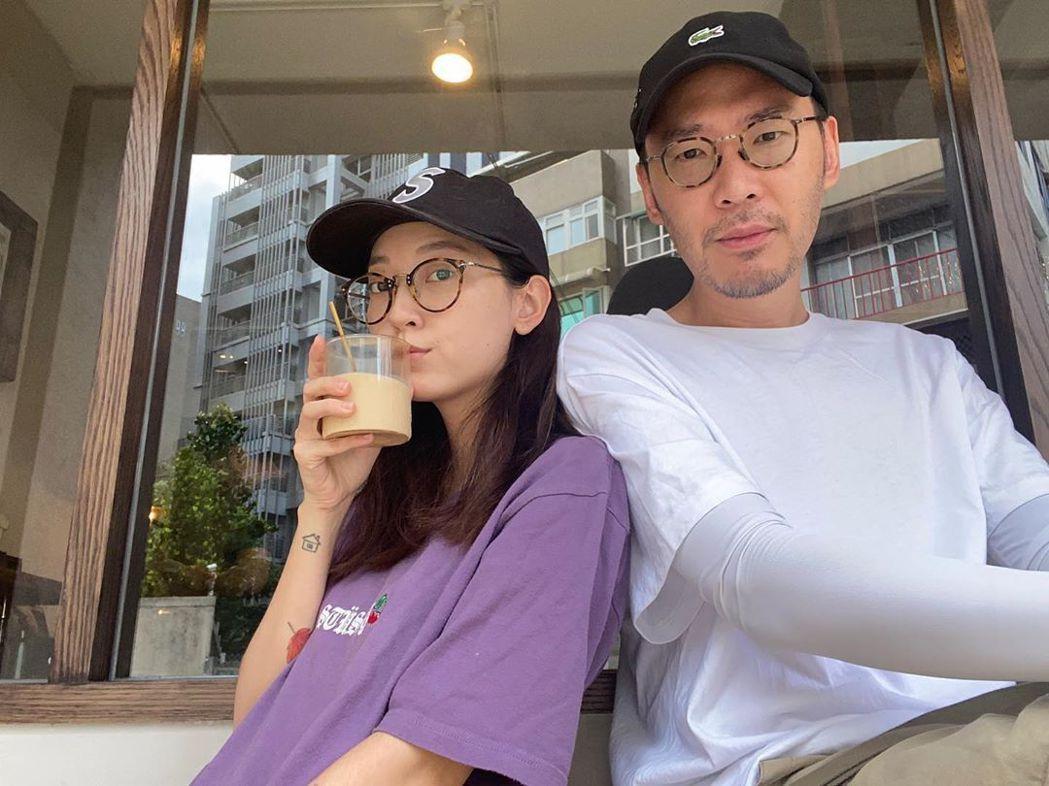 女星翁馨儀2013年與張菲次子張少懷結婚,目前有一子一女。圖/擷自instagr