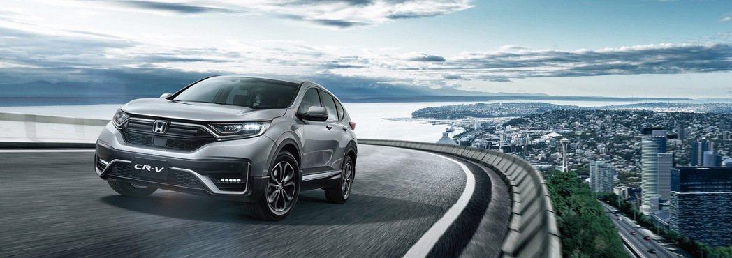 第五代Honda CR-V銷售表現與市場口碑一直都相當優異,更是長期雄踞國產中型...
