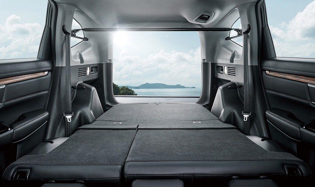 整體空間表現優異。 圖/Honda Taiwan提供