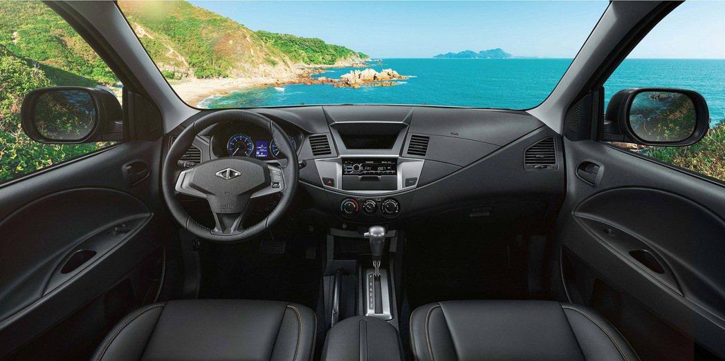ZINGER PICK UP內外設計皆為車主著想,體面、實用超值,讓工作與生活所...