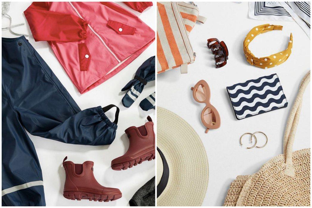 快時尚龍頭H&M創立Afound,將集團旗下賣不完的衣服放到這裡繼續買。 圖/取...