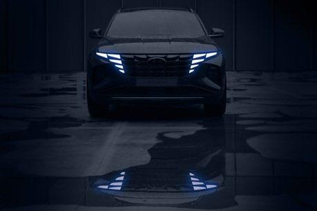 影/乍看以為是概念車! 大改款Hyundai Tucson預告月中正式登場!