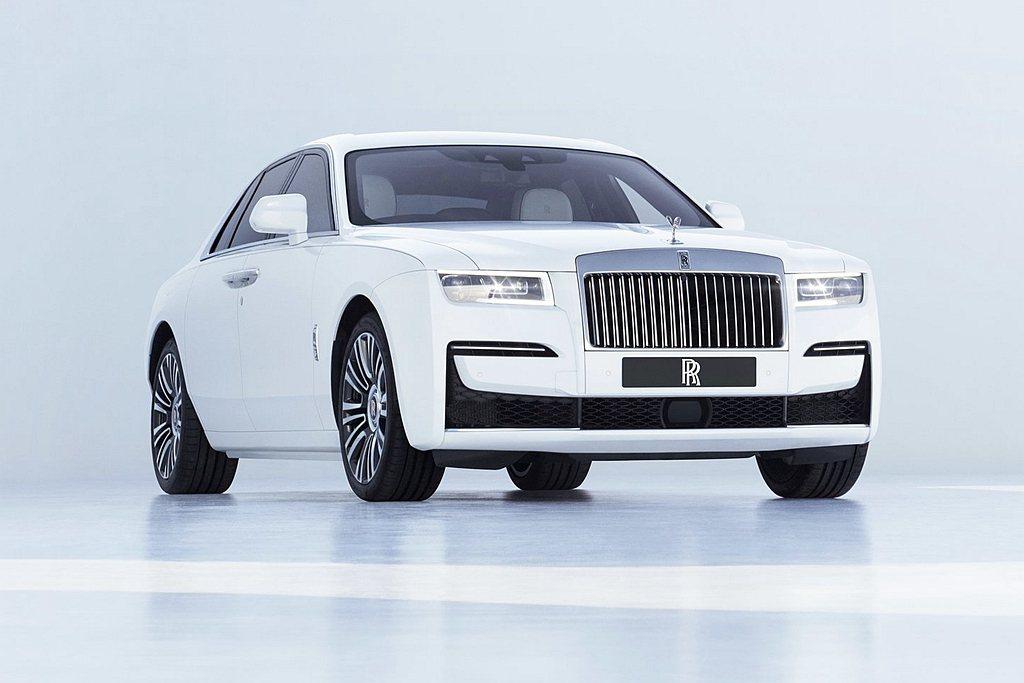 勞斯萊斯專屬全鋁車身架構具有靈活性高、擴展性強等特性,完美滿足全新Ghost對美...