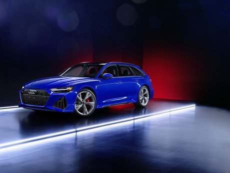 2021 Audi RS6 Avant推出RS Tribute Edition 向RS2經典致敬