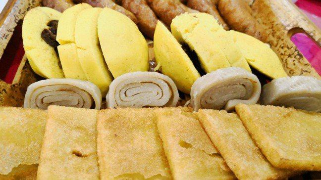 一大碗包含了玉米饃饃、炸糕、糍粑之類用雜糧做成的副食,一不小心就吃得一乾二淨。 ...