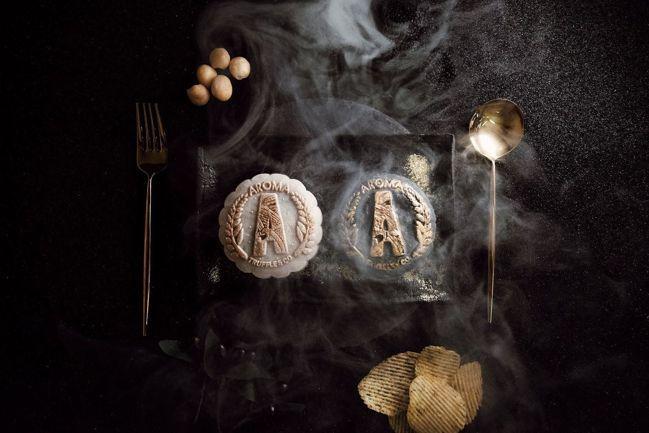Aroma Truffle松露冰皮月餅。 圖/Talter Taiwan提供