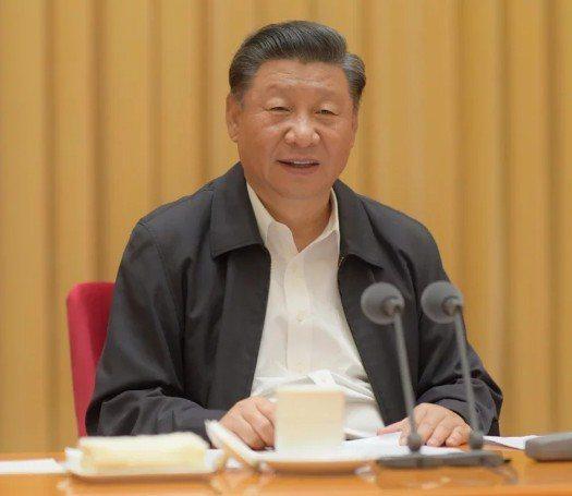 圖為中共總書記、國家主席、中央軍委主席習近平。 新華社