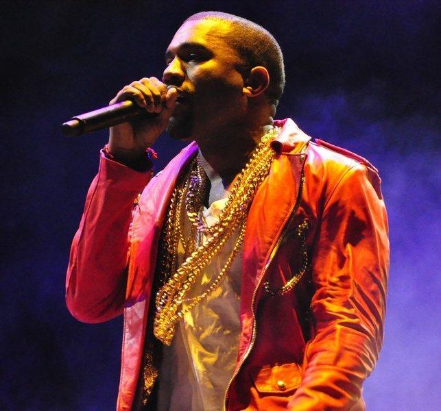 亞利桑納州有民眾不希望饒舌歌手威斯特(圖)參加美國大選。(Photo by ro