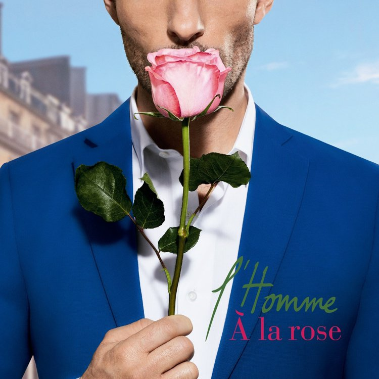 MFK L'Homme À la rose紳士玫瑰淡香精70ml/6,980元。...