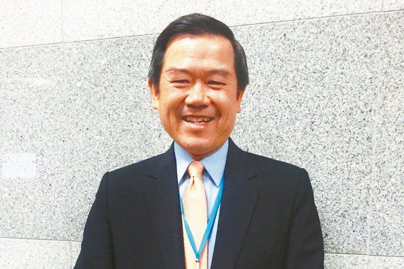 佳世達董事長陳其宏 (本報系資料庫)