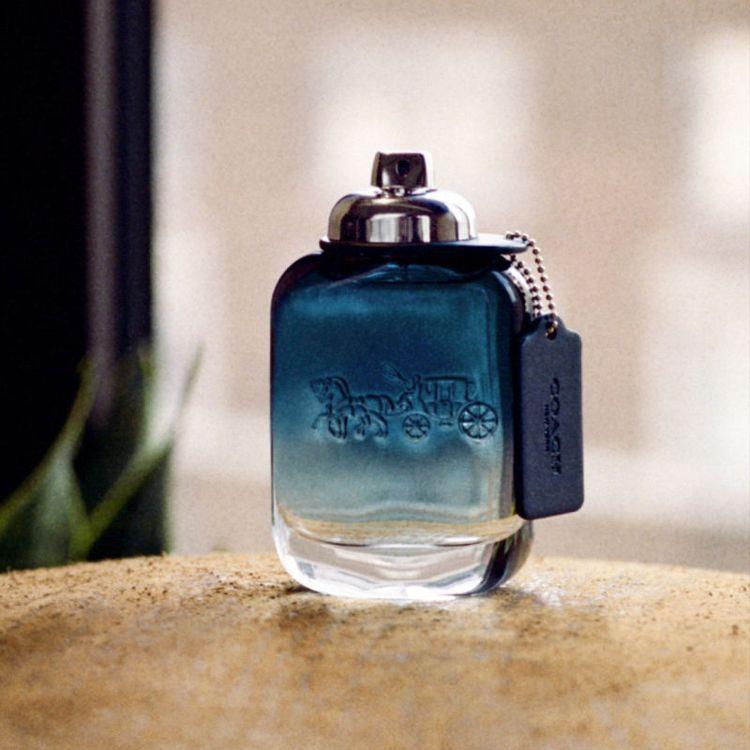 COACH BLUE時尚藍調淡香水/40ml1,600元/60ml2,200元/...