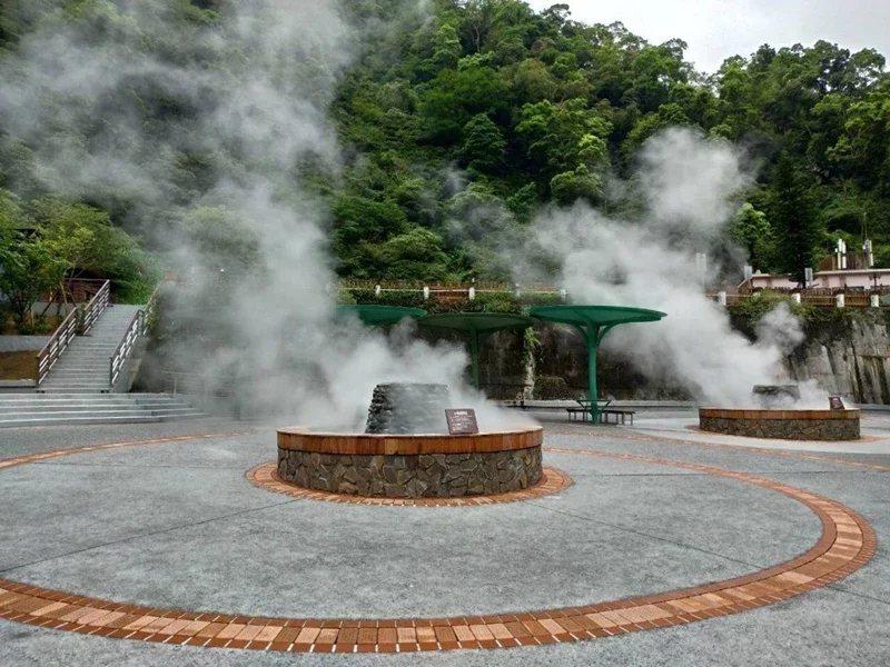 鳩之澤溫泉煮蛋受到全家老小的歡迎 圖/取自太平山國家森林遊樂區粉絲團