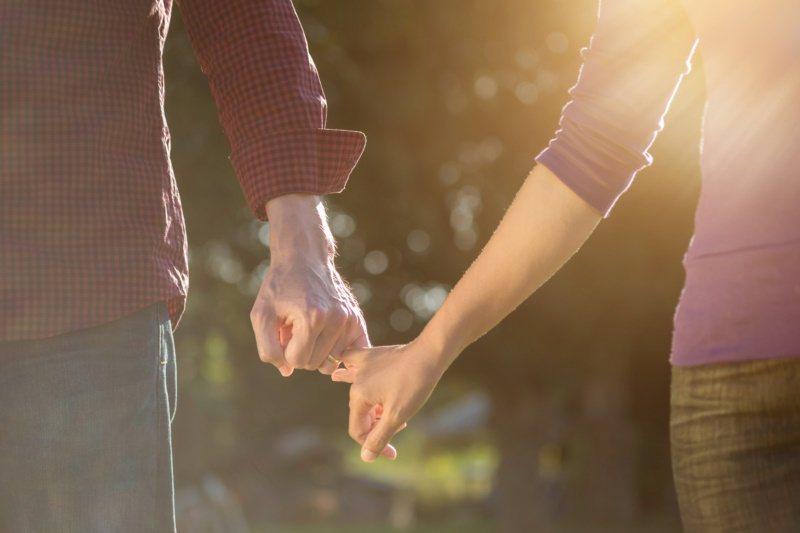人生下半場最重要是家人的互相扶持。 示意圖/ingimage 提供