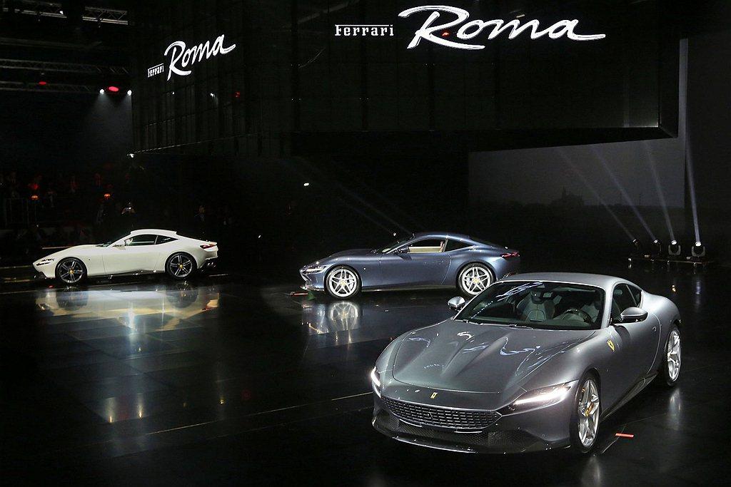 全球知名的義大利超跑廠Lamborghini和Ferrari,上半年銷售皆有超過...
