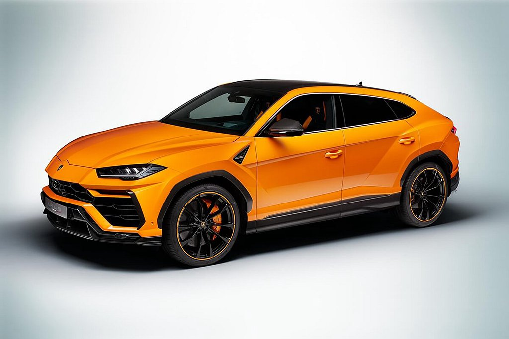 Lamborghini 2020上半年銷售數據,全球新車累積銷售為3,548輛,...