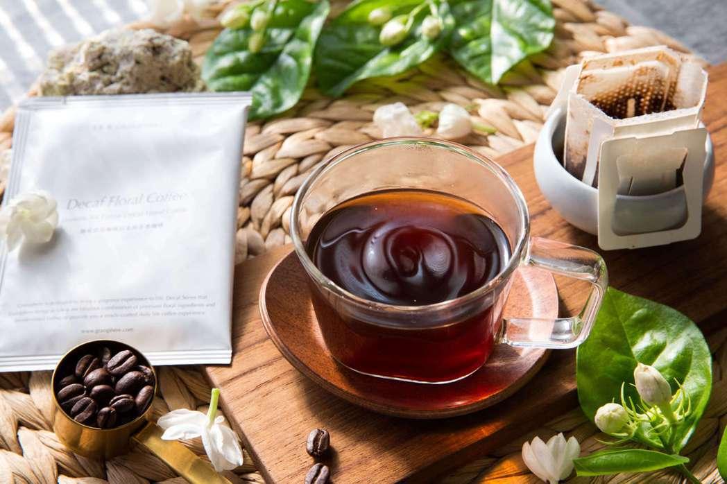 咖啡中帶著花香,入口咖啡香氣醇厚,尾韻的果香,讓咖啡更添特色亮點。業者/提供