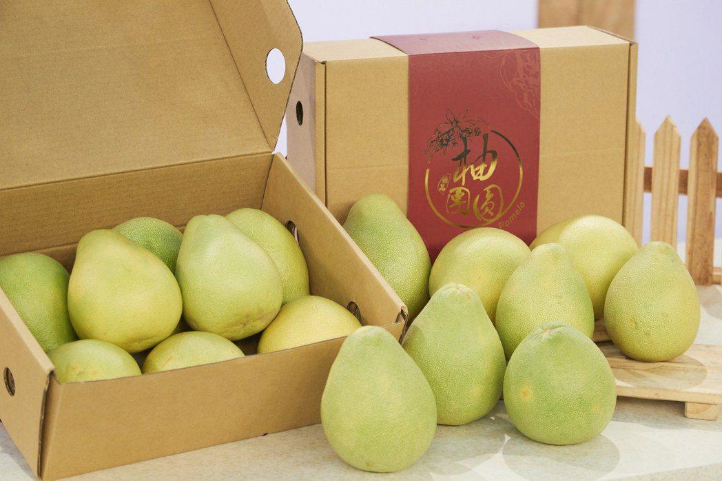 「東森農場 台南麻豆文旦」東森價888元(3KG箱,7-8顆盒,2盒箱),買就送...
