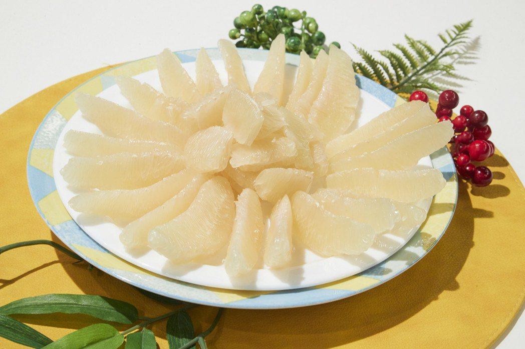 比較重的文旦柚,果肉發育充實、水分較多。業者/提供