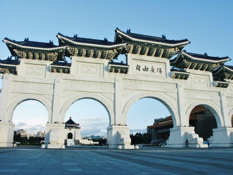 中正紀念堂,是台北花園大酒店周邊景點之一。 業者/提供