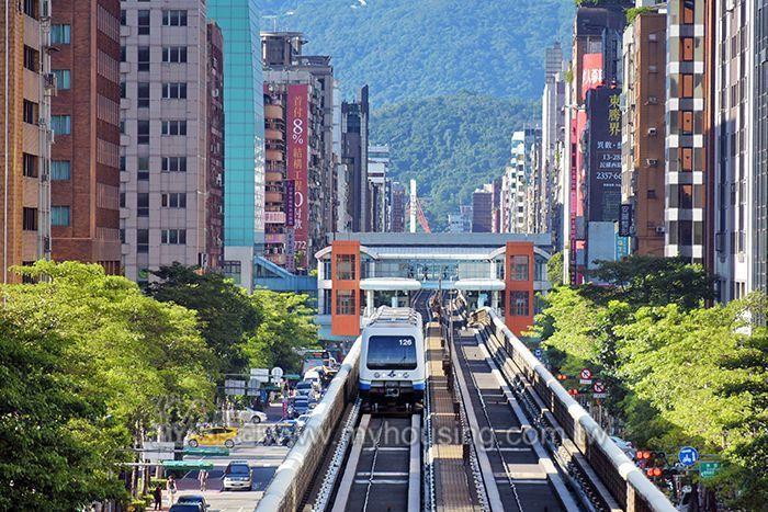 科技大樓捷運站周邊   一個世界三種房價