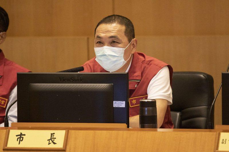 新北市長侯友宜要求重罰。聯合報系記者王敏旭/攝影