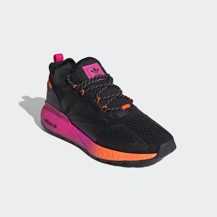 adidas Originals ZX 2K BOOST鞋5,090元。圖/ad...