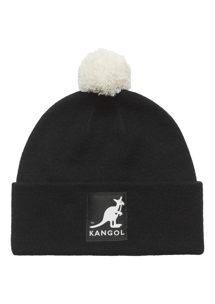 H&M與Kangol聯名系列毛帽349元。圖/H&M提供