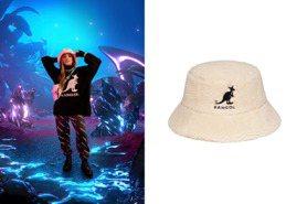 H&M跨界Kangol推聯名款邀歌手Mabel任代言人 必買經典漁夫帽600元有找