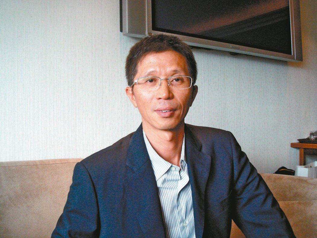 泰鼎董事長王樹木。 (本報系資料庫)