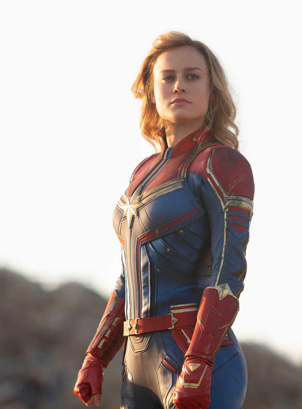 「驚奇隊長」始終鎖定布麗拉森,她曾經兩度拒絕接演。圖/摘自imdb