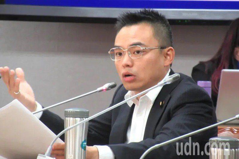國民黨立委洪孟楷。圖/聯合報系資料照片