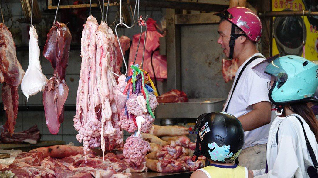 最近最大的新聞之一,莫過於美牛美豬將要開放進口的議題了。示意圖。記者季相儒/攝影