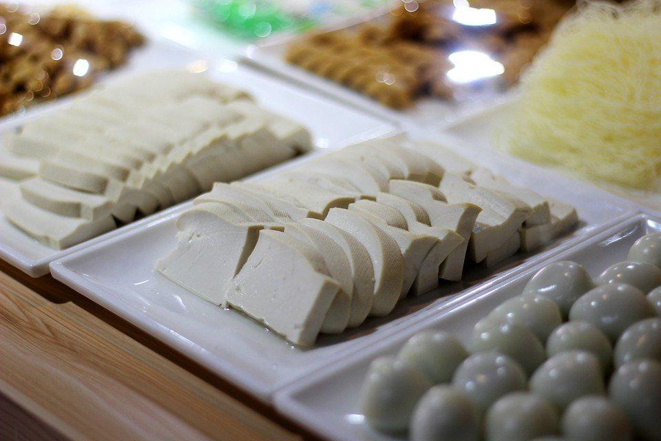 牙口不佳可選擇豆腐等形式的蛋白質來源。 圖/pixabay