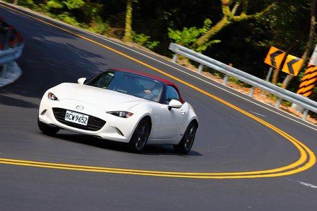 不只收藏,還有手排的美好!Mazda MX-5 MT 100週年特仕車試駕