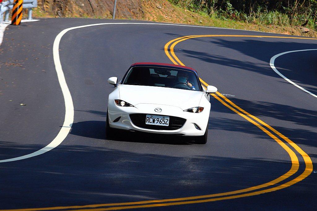Mazda MX-5是為了純粹駕馭而生,100週年紀念特仕車就沒有針對動力或操控...