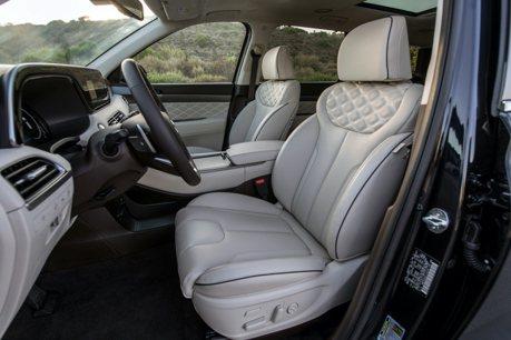 Hyundai Palisade內裝發出異味!原廠介入調查