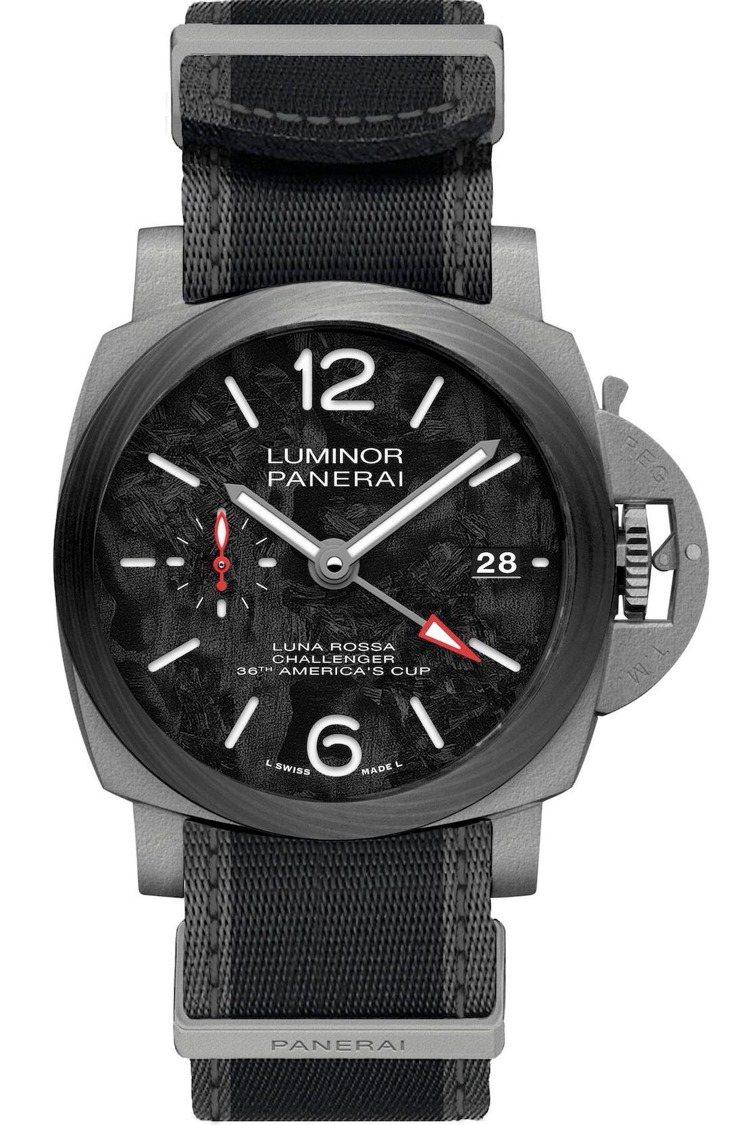 PANERAI,Luminor GMT Luna Rossa腕表,鈦合金,42毫...