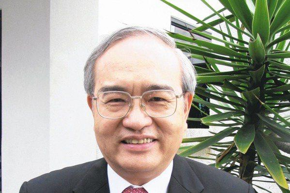 義隆電董事長葉儀皓。(本報系資料庫)