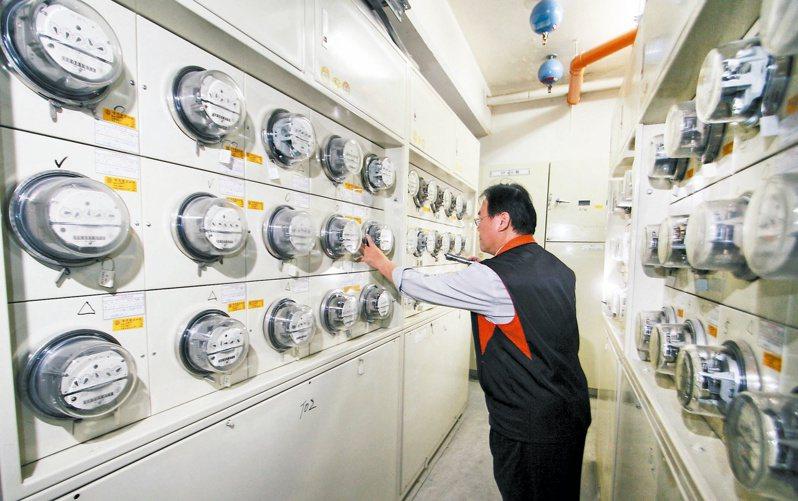 經濟部今日下午將拍板定案,決定4月電價是否調整。圖/聯合報系資料照片