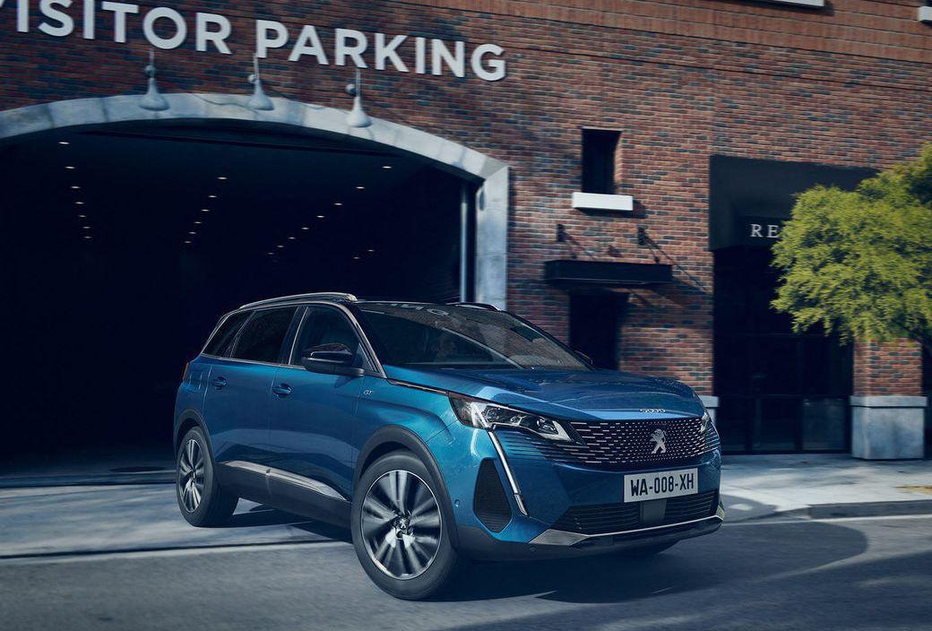 摘自Peugeot