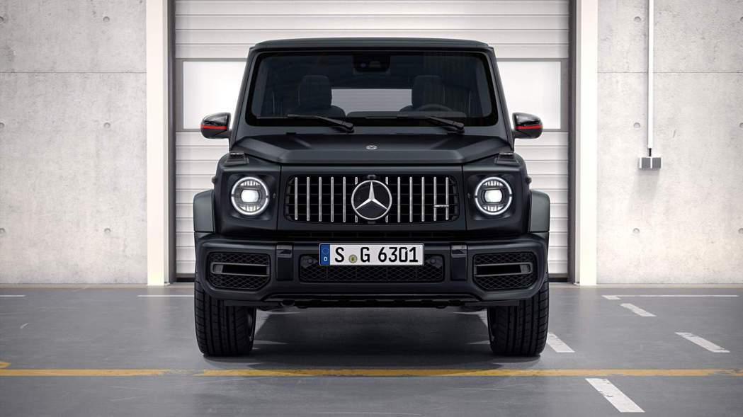Mercedes-AMG G 63 Edition 1擁有經典硬派造型,是許多男...