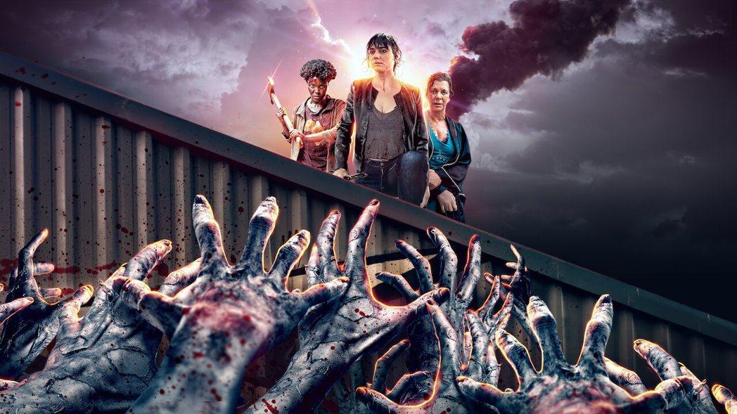 《新死亡片場》以喪屍為主題。圖/擷自《新死亡片場》Netflix官網
