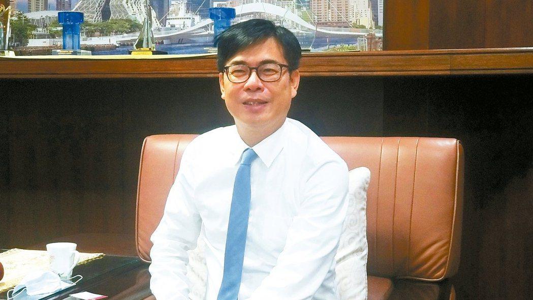 高雄市長陳其邁。圖/聯合報系資料照片