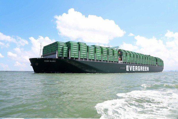 貨櫃海運運價漲勢凶猛氣勢銳不可擋,全球搶出貨,包括歐洲、北美、南美等幾乎全線大漲,航商形容「運價瘋了」。長榮海/提供