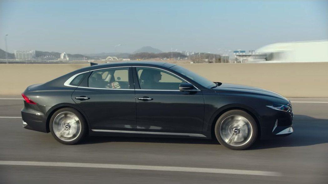 小改款Hyundai Grandeur在韓國提供了2.5升GDi汽油、3.3升V...