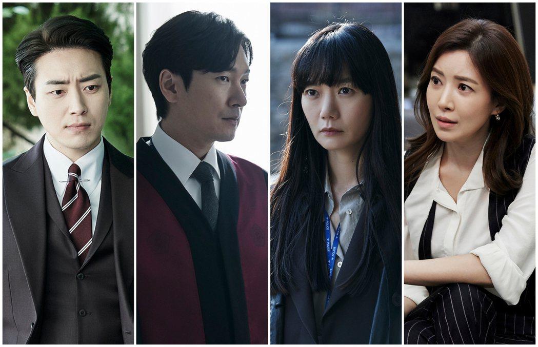 第一季的主演曹承佑、裴斗娜、李浚赫與尹世雅皆全數回歸《秘密森林2》。 摘自tvN...