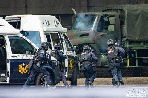 國安危機浮現:特勤平時不聯手,戰時真能反斬首?
